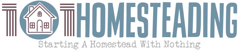 101 Homesteading