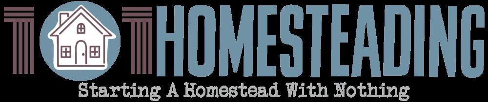 101 Homesteading